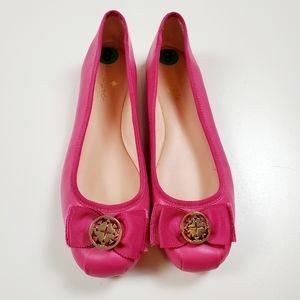 Kate Spade Fontana Too Pink Ballet Flats